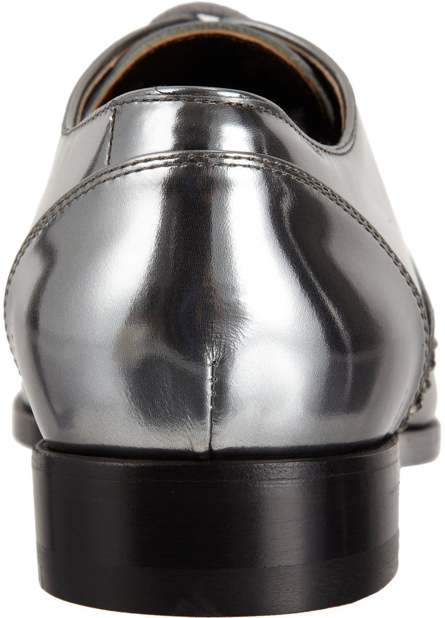 Lanvin Crystal-Detailed Oxford
