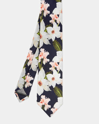 Ted Baker KELIN Chatsworth Bloom silk tie