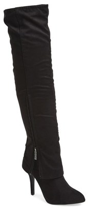 Nina Kandi Over the Knee Boot $138.95 thestylecure.com