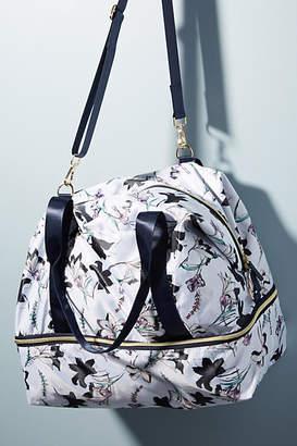 Anthropologie May Flowers Weekender Bag