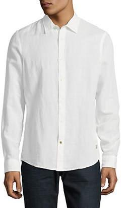 Scotch & Soda Relaxed-Fit Sport Shirt