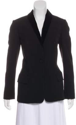 A.L.C. Shawl-Lapel Long Sleeve Blazer