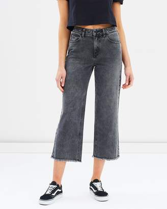 Volcom High & Dry Crop Jeans
