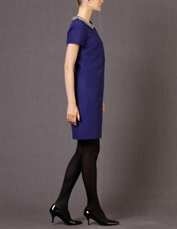Boden Jewelled Tunic Dress
