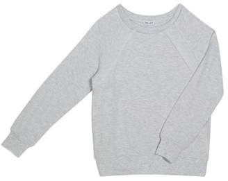 Splendid Soft French Terry Sweater, Size 7-14