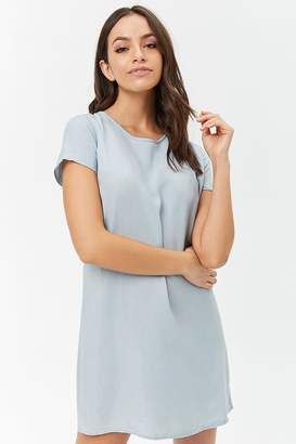Forever 21 Chambray Shift Dress