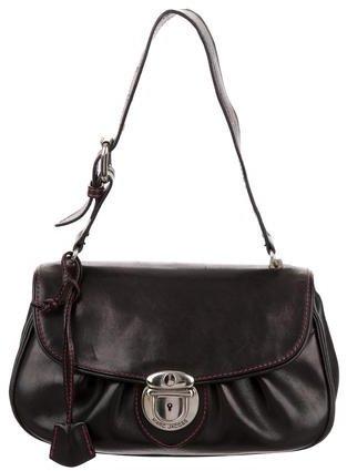 Marc JacobsMarc Jacobs Leather Flap Bag