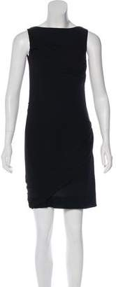 Christian Lacroix Colorblock Sheath Dress