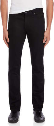 Calvin Klein Black Slim Straight Jeans