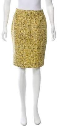 Cos Printed Knee-Length Skirt w/ Tags