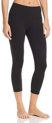 Alo Yoga Airbrush High-Waist Cropped Leggings