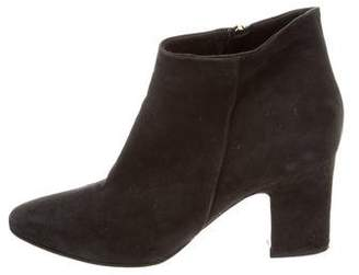 Tamara Mellon Suede Ankle Boots