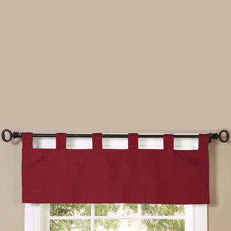 Asstd National Brand Weathermate Tab-Top Valance