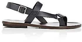 Barneys New York Men's Slingback-Strap Sandals - Navy