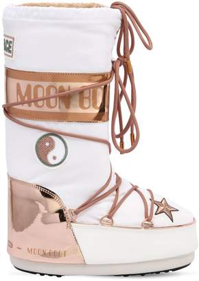 Moon Boot Peace & Love Nylon Boots