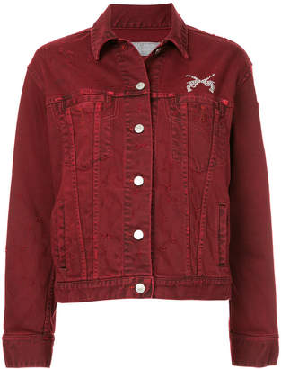 Roarguns casual denim jacket