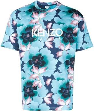 Kenzo Indonesian Flower T-shirt