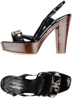 Un Dimanchè À Venise Par Kallistè Sandals 9CI60rY