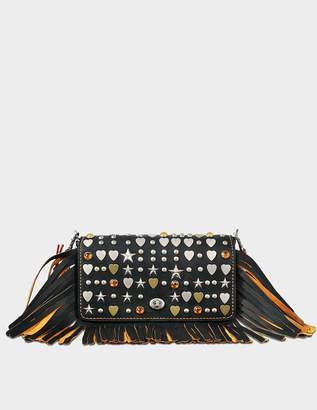 Coach Beatnik Rivets Dinky bag