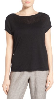 Women's Nic+Zoe Everyday Tissue Weight Tee $88 thestylecure.com