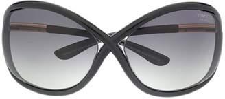 Tom Ford Whitney soft round sunglasses