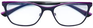 Cat Eye Face À Face frame glasses