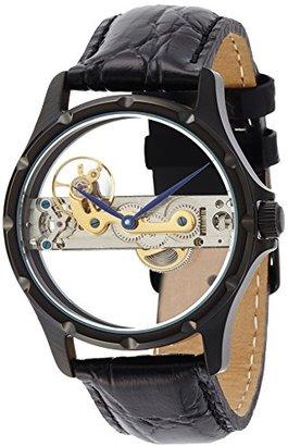 Arca [アルカフトゥーラ FUTURA 腕時計 手巻き S13343BBK メンズ