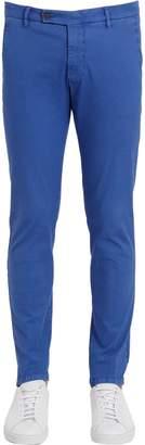 Berwich 17cm Stretch Gabardine Chino Pants