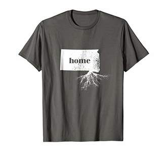 Dakota South Shirt Gift Home Roots State Map Love Pride