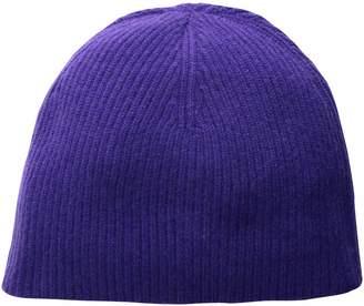 Williams Cashmere Men's Cashmere Rib Knit Hat