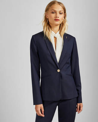 Ted Baker HAPIE Single breasted jacket
