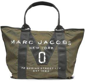 Marc Jacobs Printed Canvas Tote