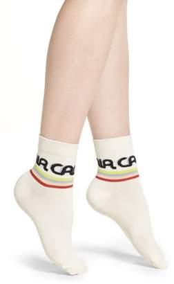 Richer Poorer California Ankle Socks