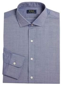 Ralph Lauren Regular-Fit Cotton Dress Shirt