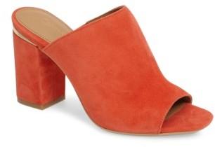 Women's Calvin Klein Cicelle Mule $108.95 thestylecure.com