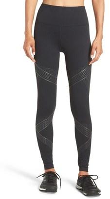 Women's Under Armour 'Mirror Hi-Rise - Luminous' Leggings $89.99 thestylecure.com