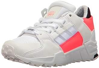 adidas Boys' EQT Support C Sneaker White/Turbo Fabric