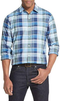 fccddb1bbd1 Van Heusen Air Long Sleeve Texture Button-Down Shirt