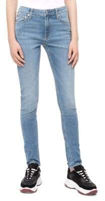 Calvin Klein Jeans 021 Mid-Rise Slim Jeans