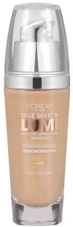 L'Oreal Paris True Match Lumi Healthy Luminous Makeup SPF 20