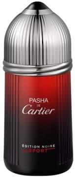 Cartier Pasha Edition Noire Sport Eau de Toilette/3.3 oz.