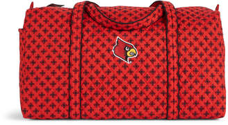 Vera Bradley Louisville Cardinals Duffle