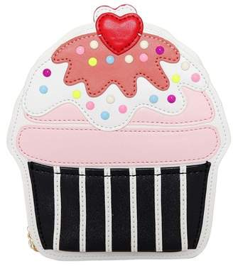 Hannah Banana Cupcake Crossbody Bag
