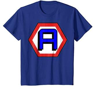 Your Own Make Superhero A Halloween Costume T-Shirt