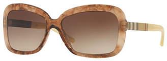 Burberry Rectangle Sunglasses