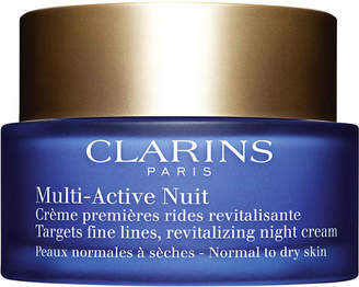 Clarins Multi-Active Night Youth Recovery Cream - dry skin 50ml