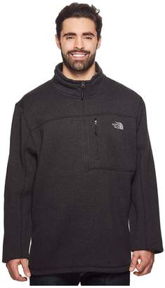 The North Face Gordon Lyons 1/4 Zip 3XL Men's Long Sleeve Pullover