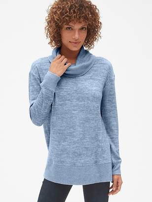 Gap Softspun Cowl-Neck Pullover Sweater