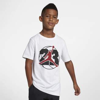 Jordan Big Kids' Graphic T-Shirt