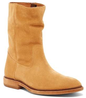 Frye Chris Pull On Suede Boot
